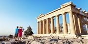 Dsd 483€ -- Atenas en 4 días con vuelos, hotel y visitas