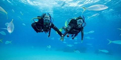 43,50€ -- Bautismo de buceo en Tossa de Mar, antes 87€