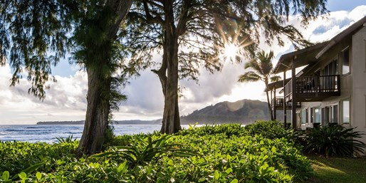 $799  -- Kauai: 3-Night Oceanview Suite Getaway for up to 3