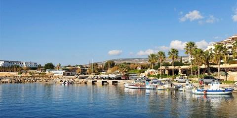 Dès 575€ -- Séjour 4* à Chypre, vols & demi-pension