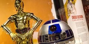 $27 -- 'Star Wars' Exhibit Admission thru February