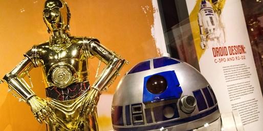 $27 -- 'Star Wars' Exhibit Admission w/Poster, Save $25