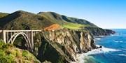 £1599pp -- 9-Night Pacific Coast Tour inc San Francisco & LA