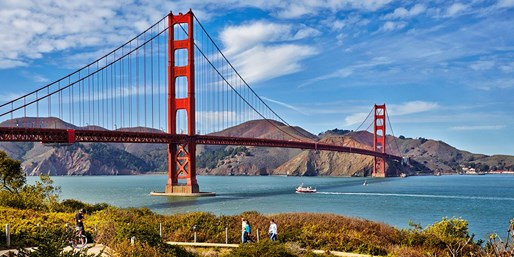 £799pp -- San Fran, LA & San Diego Holiday inc BA Flights