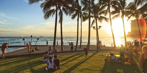 £1099pp -- Hawaii & LA Holiday w/Tour, Save 35%