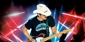 Brad Paisley: One Night Only at Rexall Place, $40 (Reg. $65)