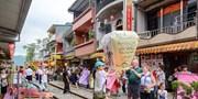 ¥39,800 -- 週末台湾旅3日間 天燈上げ体験&九ふん夜景ほか充実観光&4食付