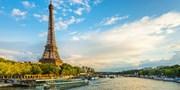 1299 € -- 11 Tage Städte entlang der Seine ab/bis Paris