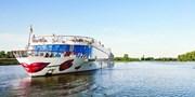 249 € -- 4 Tage Donau-Kreuzfahrt mit Passage Wachau bis Wien