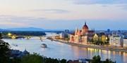 ab 999 € -- 7  Tage auf der Donau & Silvester in Budapest