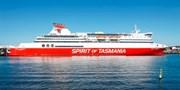 $299 -- Night Sailings on 'Spirit of Tasmania' w/Car & Cabin