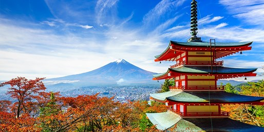 $298 & up -- Return Flights to Osaka & Tokyo fr Australia