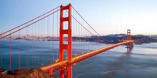 $999 -- Return Flights to San Francisco on Air New Zealand