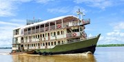 $1889 -- Top 5 Amazon River Cruise w/Hotel Stay, Save 30%