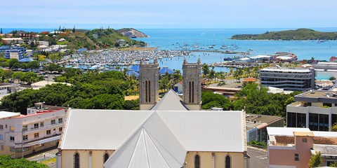 $485 -- Noumea: Rtn Flights to 'Slice of France', Save $285