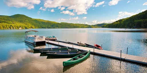 $149 -- Family-Friendly Lakeside Vermont Resort w/$50 Credit