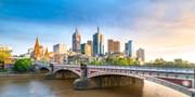 $84 -- 30-Day Melbourne-Sydney Hop-On Hop-Off Bus Pass