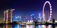 ¥54,800 -- シンガポール5日間 マリーナ地区4つ星