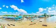 ¥48,547 -- ダナン4つ星リゾート5日間 ビーチ沿いキチネット付 61平米滞在