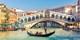 ¥90,478 -- 水の都ベネチア6日間 運河前4つ星ホテル泊朝食付 映画の世界へ