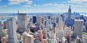 ¥154,642 -- 直行ニューヨーク5日間 マンハッタン中心4.5星インターコンチ泊