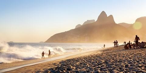 1299€ -- Croisière transatl. Brésil 19 jrs, vol + séjour Rio
