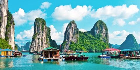 US$799 -- Vietnam 8-Night Guided Vacation, Half Off