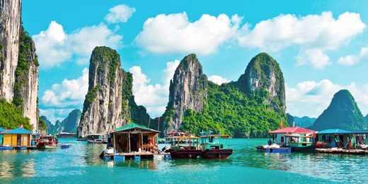 US$799 -- Vietnam 8-Night Guided Vacation, Half Off