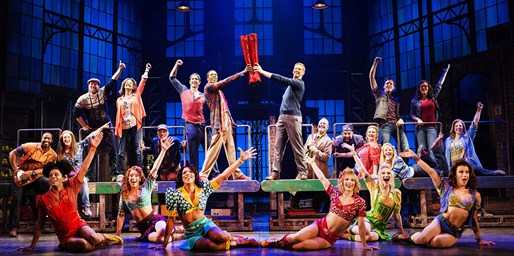$199 -- 'Kinky Boots' or 'Newsies' incl. Dinner & Hotel Stay