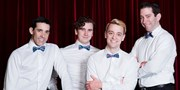 'Forever Plaid': '50s Musical at Panasonic Theatre, Half Off