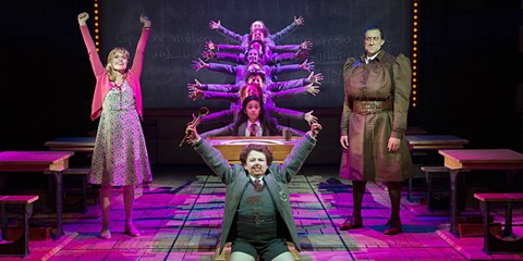 $38 -- 'Matilda The Musical' Presale for New Fall Dates