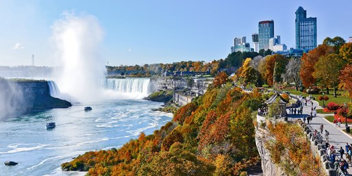 £83 -- Niagara Falls Stay w/Casino Credit, Was £183