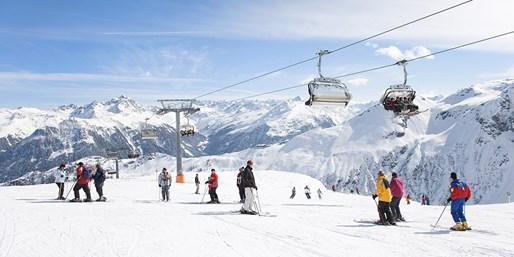 ab 119 € -- Kurzurlaub in Vorarlberg mit Skipass, -50%