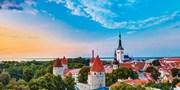 599 € -- 1 Woche Rundreise zu den Höhepunkten des Baltikums