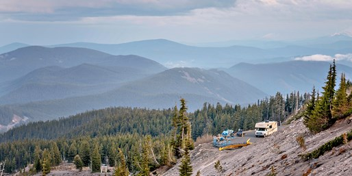 $1/Day -- RV Cross-Country Trip w/Mileage, Reg. $100/Day