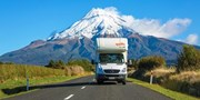 $269 -- NZ: 7-Day Campervan Hire for 2 inc Ferry Transfer
