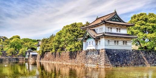 $92 -- Tokyo: Stay Near Imperial Palace inc Brekkie