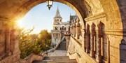 £89pp -- Budapest: 4-Star 2-Night Break w/Flights, Save £110