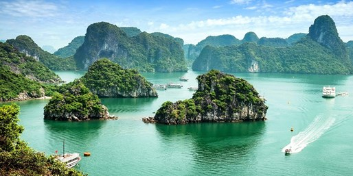 £1988pp -- Vietnam: 13-Night City & Island Holiday w/Cruise