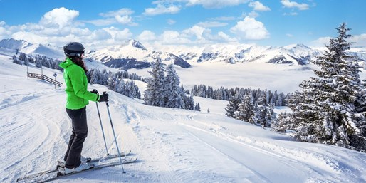 ab 99 € -- 4 Skitage in Pinzgau mit All Inclusive, -58%