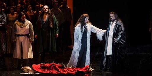 $39 & up -- LA Opera's 'Macbeth' with Plácido Domingo