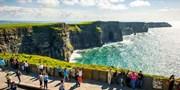 Dsd 534€ -- Irlanda a tu aire durante 7 días, vuelos y coche