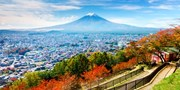 £1399pp -- 20-Nt Canada, Russia & Japan Fly-Cruise & Stay