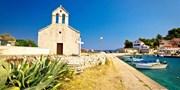 ab 196 € -- Sonnenwoche in Kroatien in Strandnähe