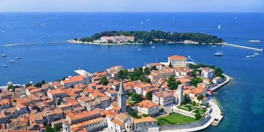 ab 278 € -- Kroatien: 1 Woche Sonne satt mit Halbpension