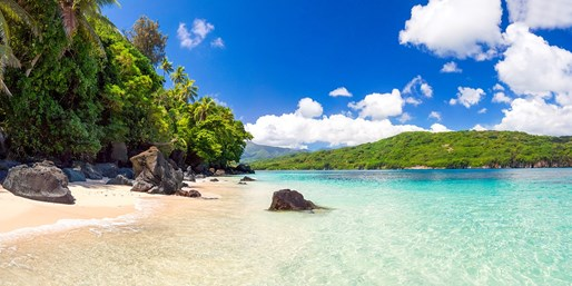 $492 & up -- Fly to Tropical Vanuatu, Save up to 31% (Rtn)