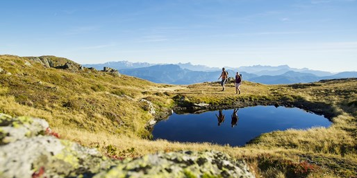 ab 99 € -- Wandern, Hütten und Angebote in Österreich