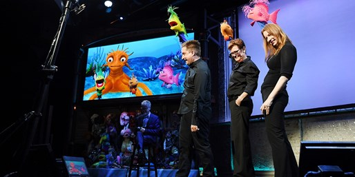 $39 -- 'Side-Splittingly Hilarious' Puppet Show, 45% Off