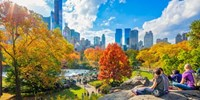 $97 & up -- Fall Fares to NYC from 15 Cities (Roundtrip)