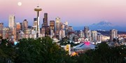 Flights to Seattle into October (Roundtrip)